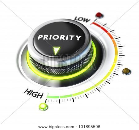 Define High Priority