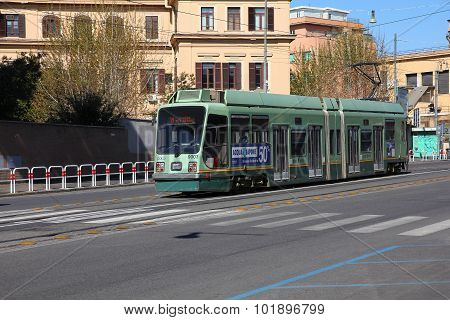 Rome Public Transport