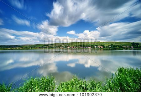 Water Reflection Landscape