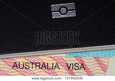 australian visa ans and passport