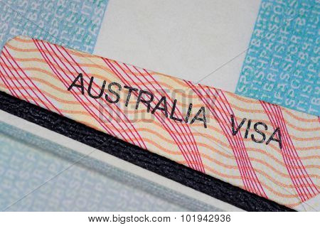 australian visa and passports