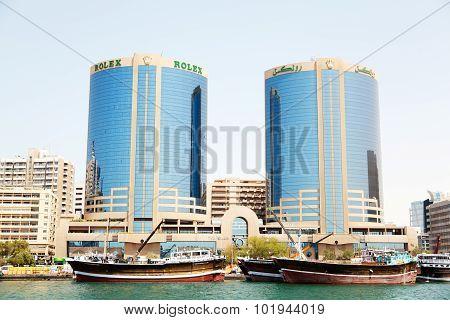 Rolex Towers, Dubai Creek
