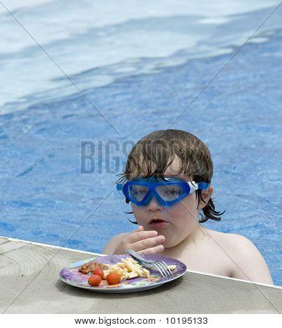 Pool Side Picnic