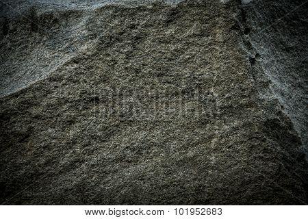 Black stone texture surface
