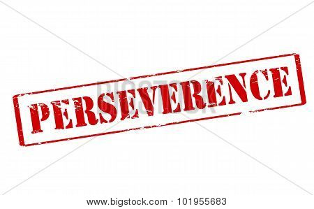 Perseverence