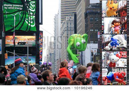 Macy's Thanksgiving Day Parade November 26, 2009