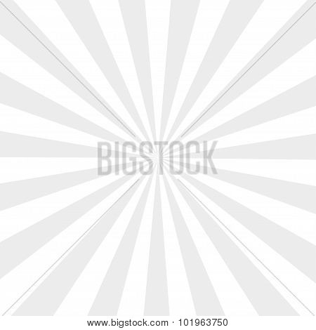 Ray retro background gray colored rays stylish illustration