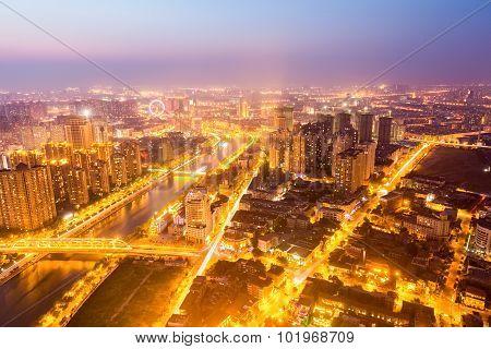 City Streets Vein