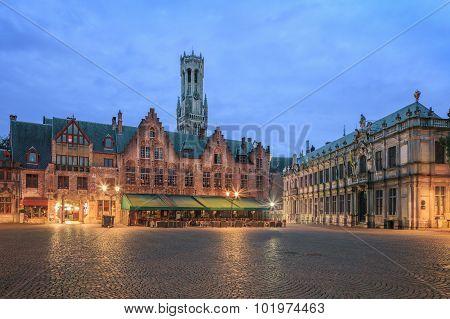 Central Bruges