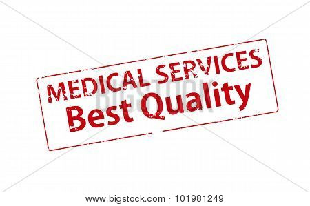 Medical Services Best Quality