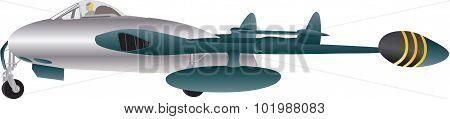 Veteran Jet Fighter