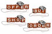 Shop Buy Order Offer