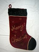 Christmas Stocking Merry Christmas
