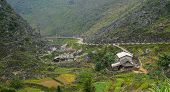 Постер, плакат: Ha Giang The Mountainous Region In Vietnam