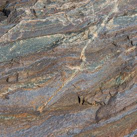 foto of iron ore  - surface mineral concomitant iron ore industrial iron ore mining - JPG