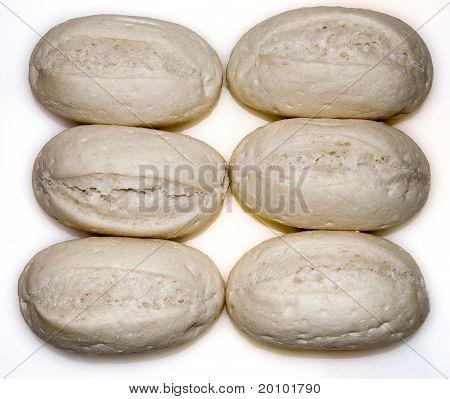 Un-Baked Bread Rolls
