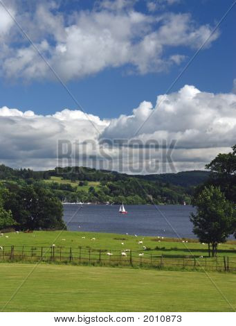 Lake Windermere, Ambleside