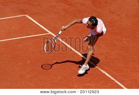 Francesca Schiavone (ita) At Roland Garros 2011