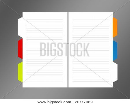 Notebook Blank