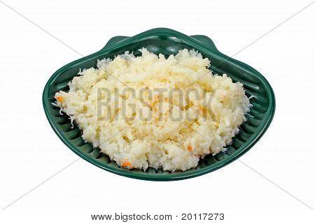 Fine Shredded White Crabmeat
