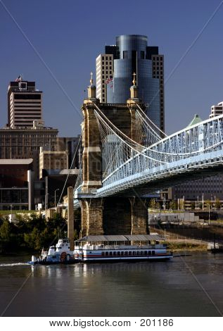 Cincinnati Bridge
