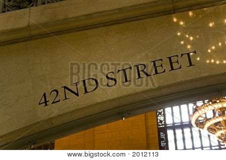 42Ndstreets