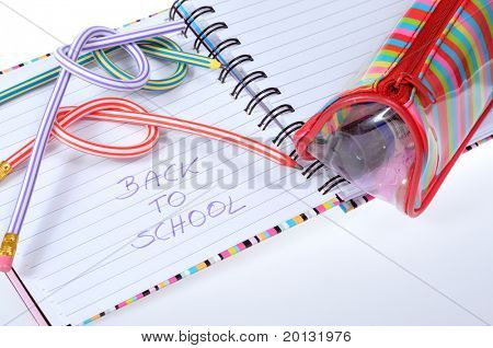 Back to school with the eqipment