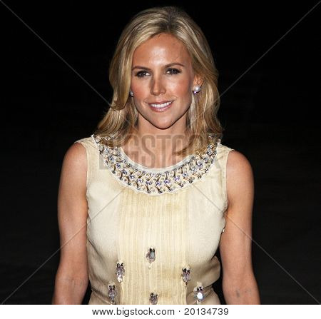 NEW YORK - APRIL 20: Designer Tory Burch arrives at New York State Supreme Court for the Vanity Fair party during the 2010 TriBeCa Film Festival on April 20, 2010 in New York City.