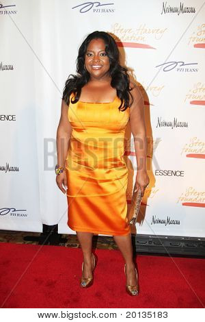 NEW YORK - MAY 3: TV host Sherri Shepherd attends the New York Gala benefiting the Steve Harvey Foundation at Cipriani's, Wall Street on May 3, 2010 in New York City.
