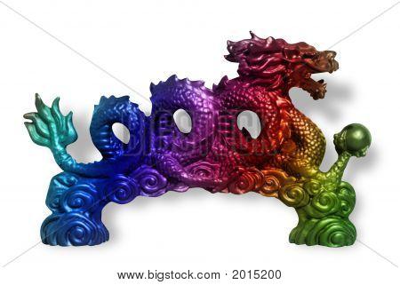 Chinese Ornamental Dragon