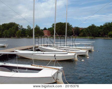 Maxinkuckee Boats