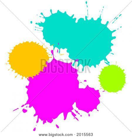 Splat Farbe
