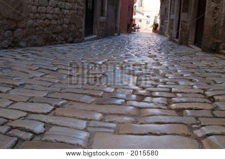 Cobble Stone Street, Kroatien