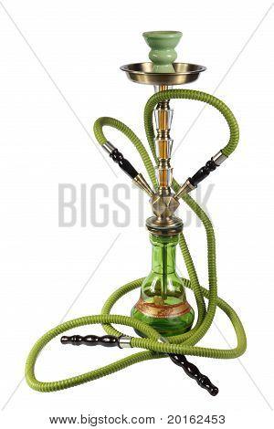 green Hookah