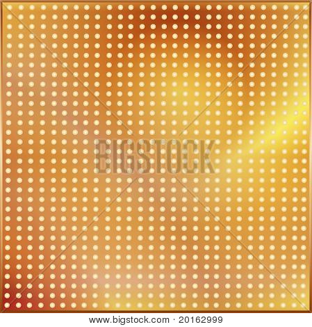 abstract  steel grate background series