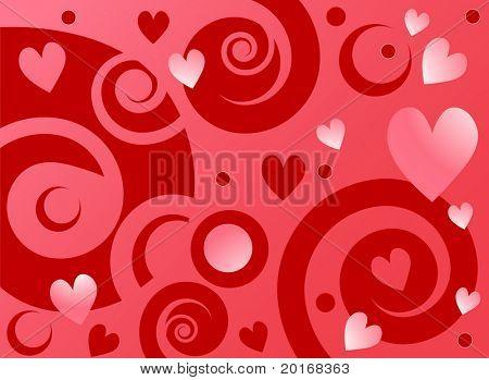 serie de San Valentín