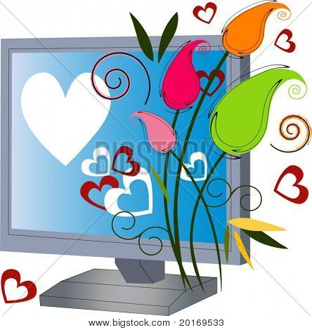 cyber love online dating