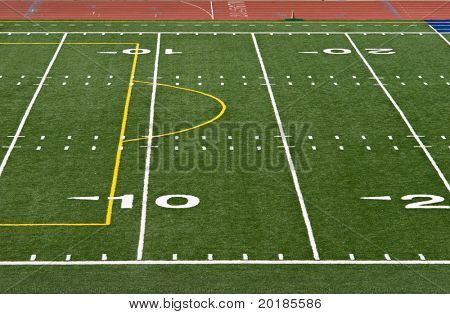 Football Yard Lines