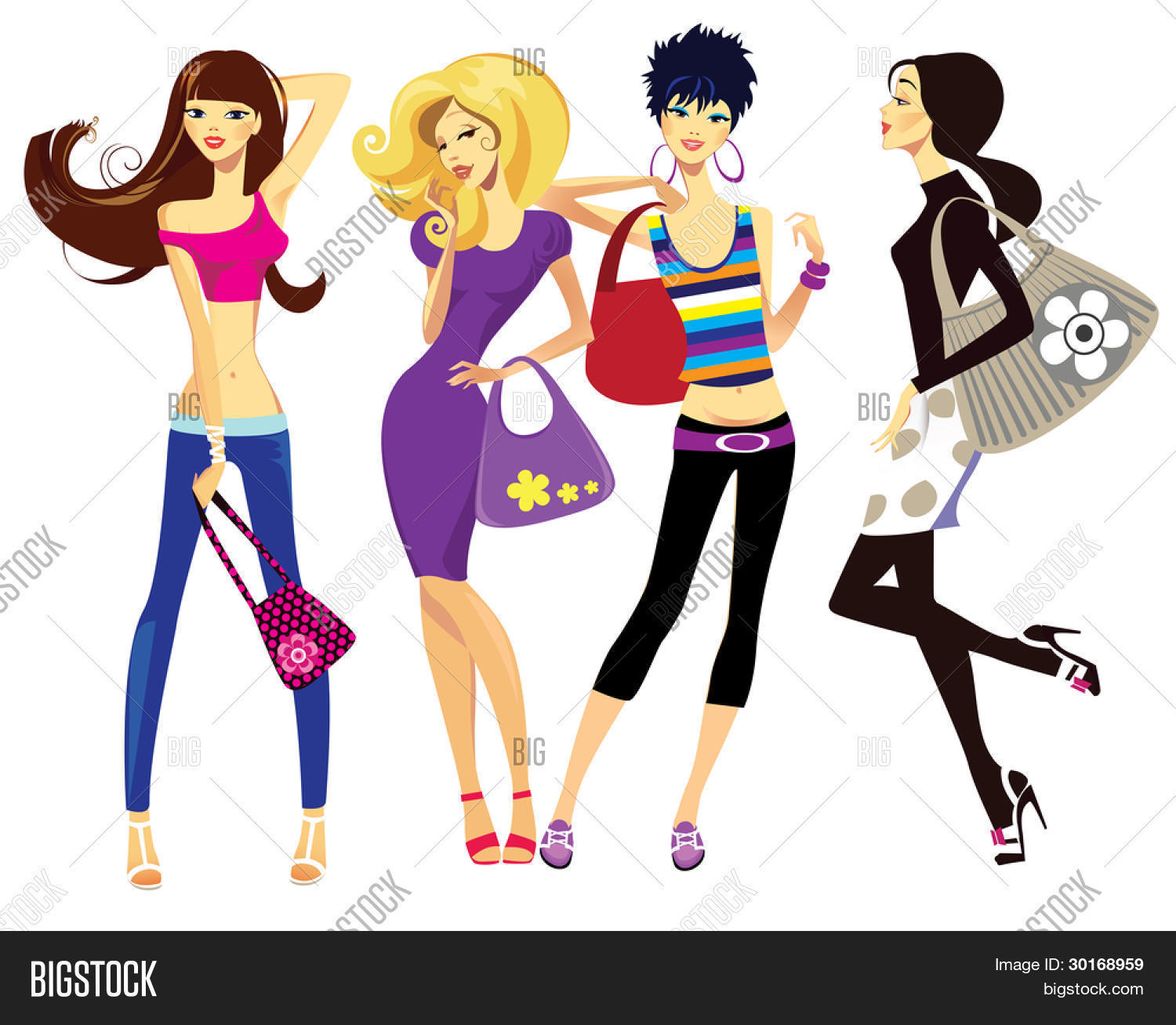clipart women's clothing - photo #24