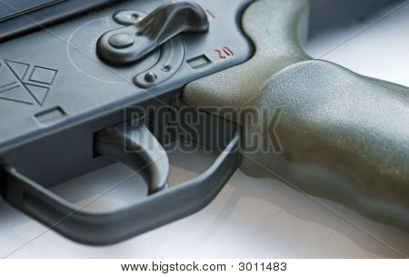 Military Weapon Trigger