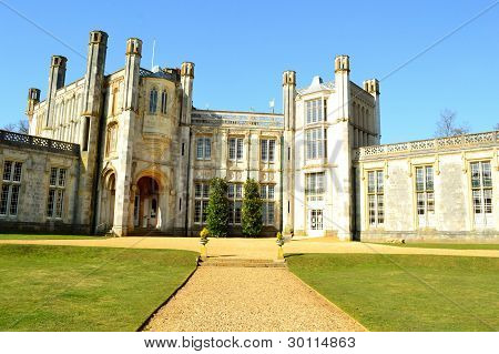 HighCliffe Castle - Christchurch - March 2011