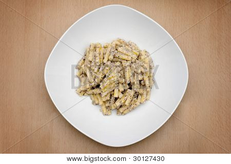 Pasta With Truffle Sauce