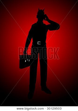 The Devil Businessman