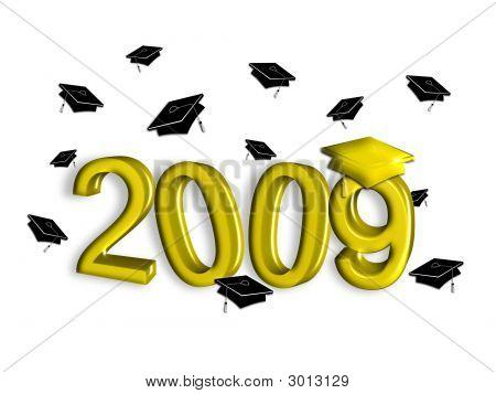 Graduation 2009 - Gold