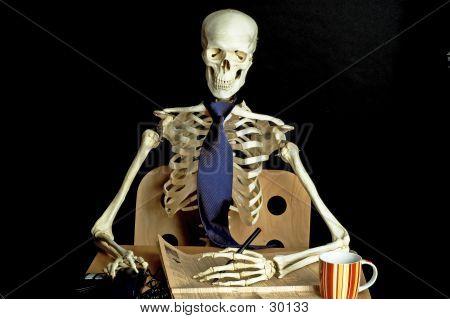 Skeletal Boss
