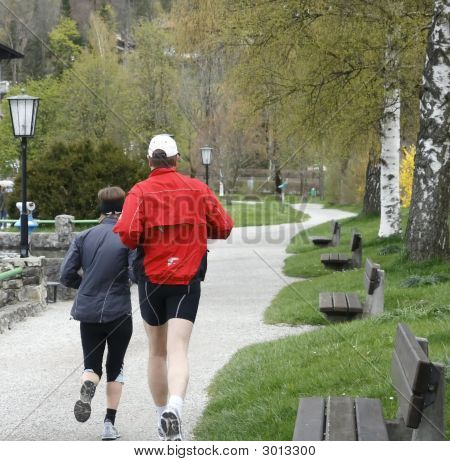 Romantic Jogging