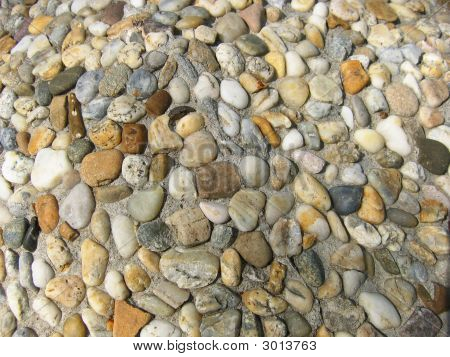 Pebbles Surface