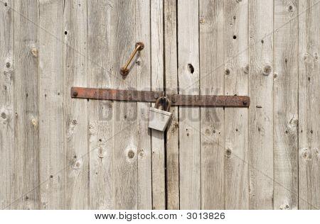Lock And Door