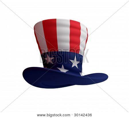 Uncle's Sam hat.