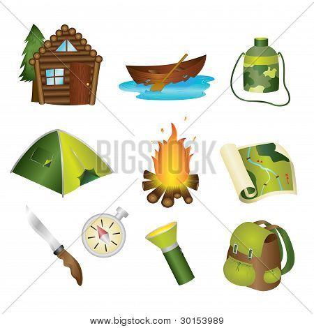 Camping los iconos